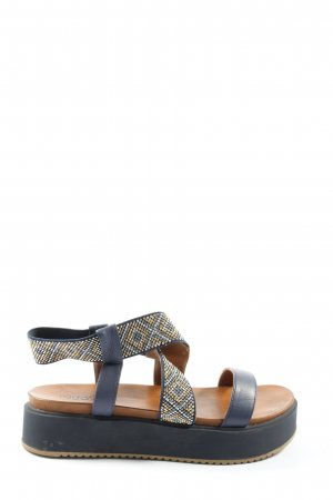 Inuovo Comfort Sandals multicolored casual look