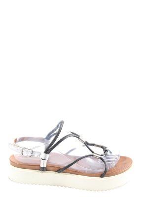 Inuovo Komfort-Sandalen mehrfarbig Casual-Look