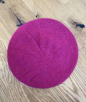inverni Beanie violet-magenta