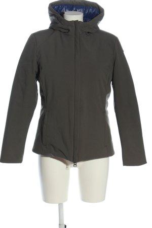 Invicta Giacca con cappuccio grigio chiaro stile casual