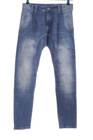 Invictus Skinny Jeans blau Casual-Look
