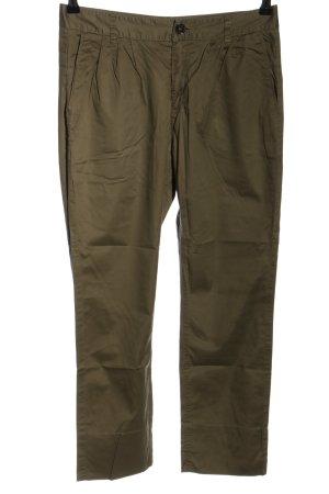 InWear Spodnie 7/8 khaki W stylu casual
