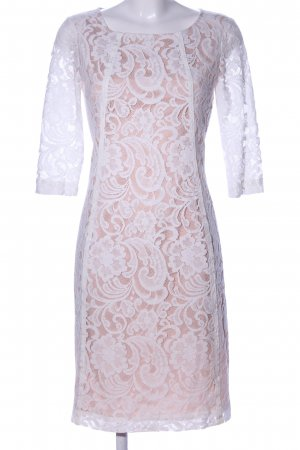 InWear Abendkleid nude-weiß Elegant