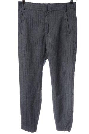 InWear Pantalon de costume gris clair motif rayé style d'affaires