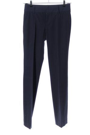 InWear Pantalon de costume noir style d'affaires