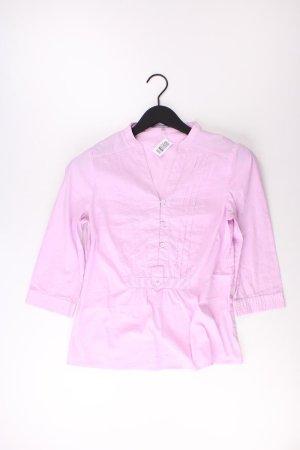 Inwear Bluse Größe 36 3/4 Ärmel pink aus Baumwolle