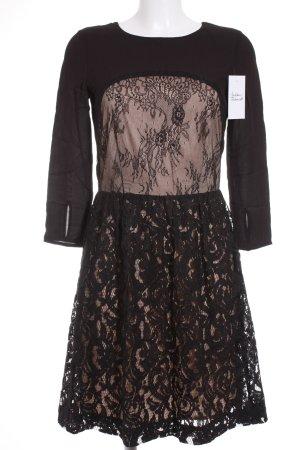 InWear Cocktailkleid schwarz-nude Elegant