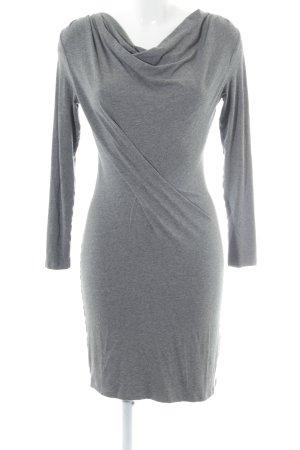 InWear Jerseykleid grau meliert Casual-Look