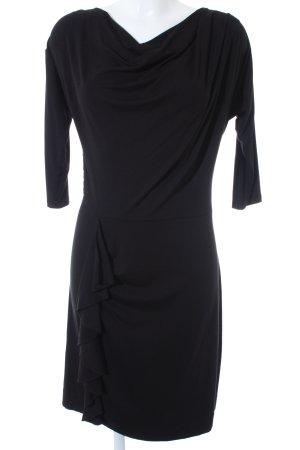 InWear Jerseykleid schwarz Casual-Look