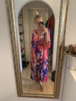InWear Maxi abito rosa-viola