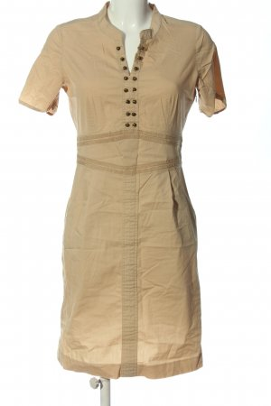 InWear Sukienka z krótkim rękawem brązowy W stylu casual