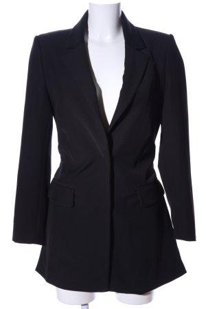 InWear Manteau court noir style d'affaires