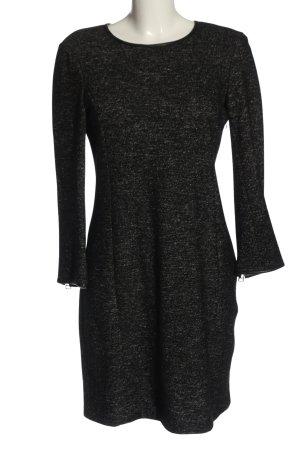 InWear Sukienka z długim rękawem czarny W stylu casual