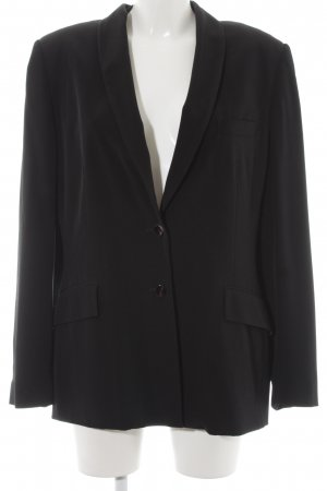 InWear Long-Blazer schwarz Casual-Look