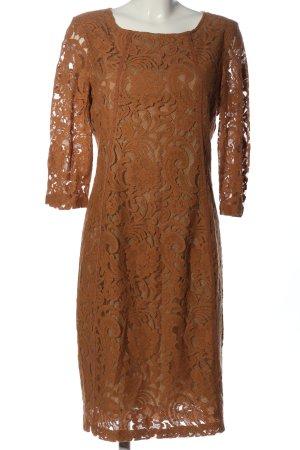 InWear Spitzenkleid bronzefarben Elegant