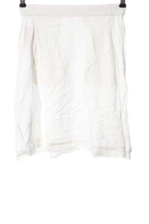 InWear Spódnica midi biały W stylu casual