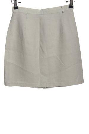 InWear Minifalda gris claro estilo «business»