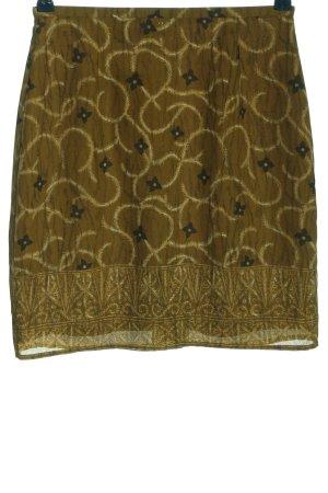 InWear Mini-jupe Mélange de motifs style décontracté