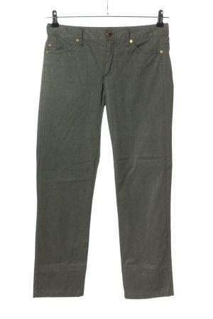 InWear Pantalon en jersey gris clair style décontracté