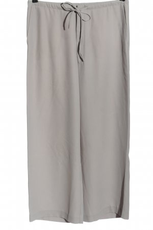 InWear Pantalón tipo suéter gris claro look casual