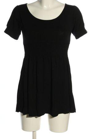 InWear T-shirt czarny W stylu casual