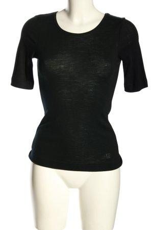 InWear Camiseta negro look casual