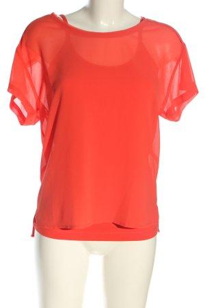 InWear Ensemble tissé orange clair style décontracté