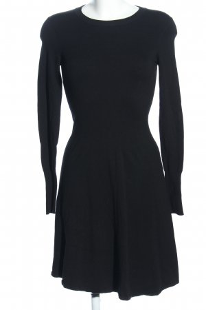 InWear Woolen Dress black casual look