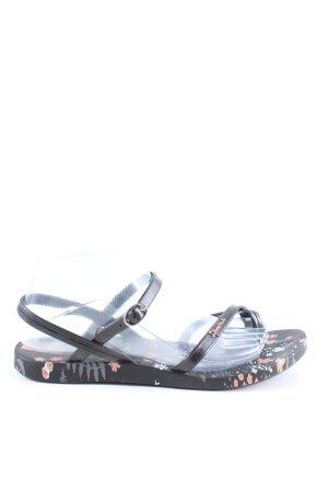 Ipanema Flip flop sandalen bloemenprint casual uitstraling