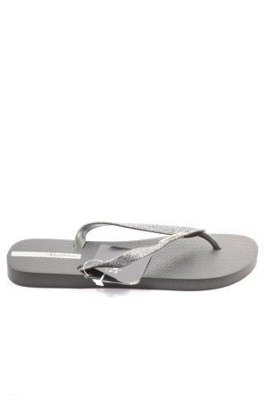 Ipanema Flip Flop Sandalen braun Casual-Look