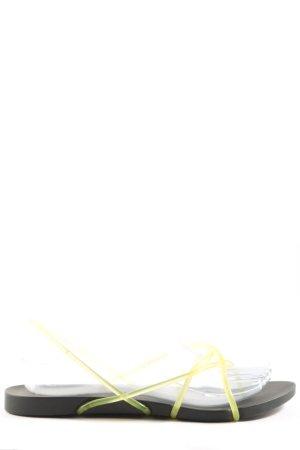 Ipanema Flip Flop Sandalen blassgelb Casual-Look