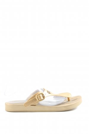 Ipanema Flip-Flop Sandals natural white casual look