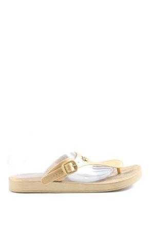 Ipanema Flip flop sandalen wolwit casual uitstraling