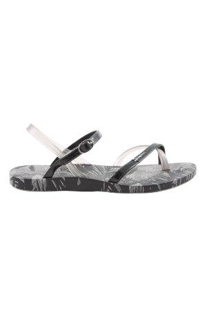 Ipanema Riemchen-Sandalen schwarz Casual-Look