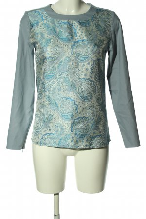 Ipekyol Schlupf-Bluse Mustermix Casual-Look