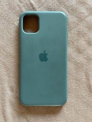 IPhone 11 Hülle Apple grün/blau