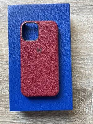 Hadoro Paris Étui pour téléphone portable multicolore cuir