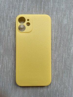Chimpcase Pokrowiec na telefon komórkowy złotopomarańczowy-żółty