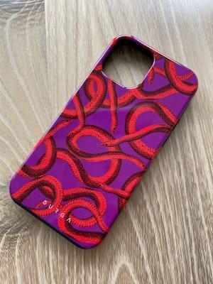 Burga Mobile Phone Case dark violet-dark red