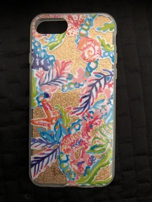 Lilly Pulitzer Mobile Phone Case multicolored