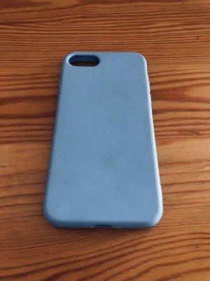 Étui pour téléphone portable bleu clair
