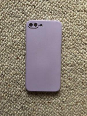 Pokrowiec na telefon komórkowy bladofiołkowy