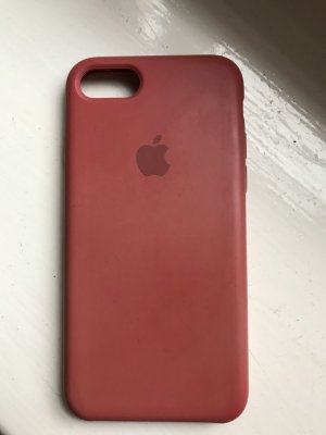 Iphone 7 Handyhülle in mattem Rot