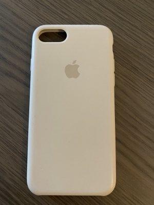 iPhone 7 Hülle - Silikon Case beige