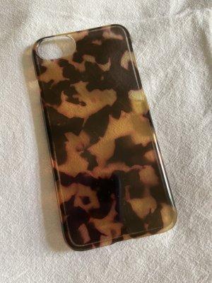 Mobile Phone Case brown-dark brown
