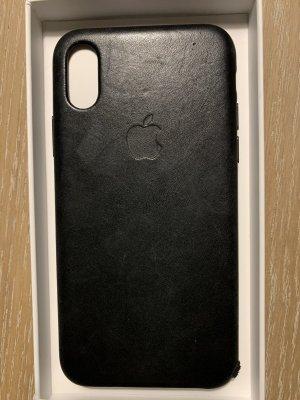 Apple Hoesje voor mobiele telefoons zwart