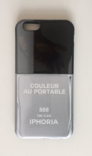 iPhone Hülle IPHORIA für iPhone 6/6s schwarz-grau