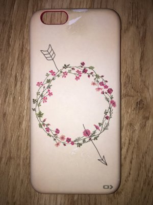 iPhone Hülle mit Blumen