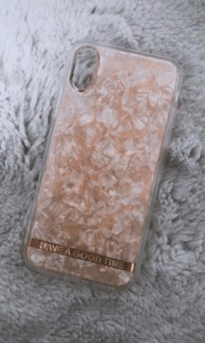 iPhone X Handyhülle Phone Case pink rose ideal of sweden ähnlich