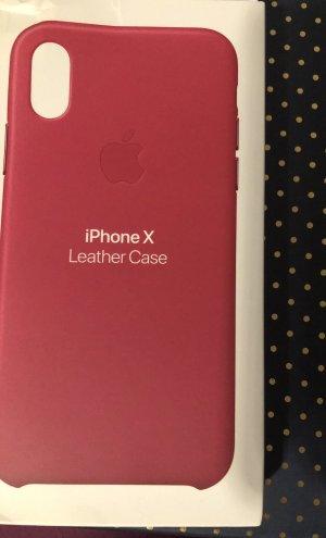 Apple Hoesje voor mobiele telefoons magenta